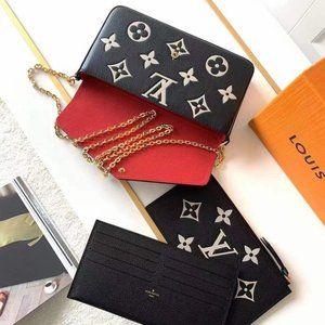 Louis Vuitton M80482 Felicie Pochette 3 IN 1
